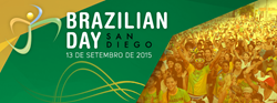 Terra.com Will Broadcast the 8th Edition of Brazilian Day San Diego, Street Fair and Parade